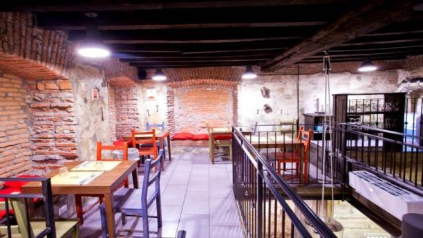 Vesu' - Eno & Gastro Il ristorante