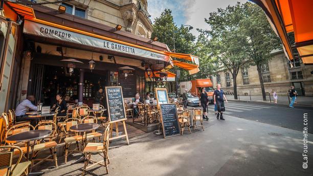 Café Gambetta Le Café Gambetta
