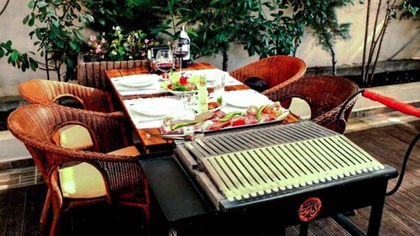 Hükümdar Sofrası - Ataşehir External table