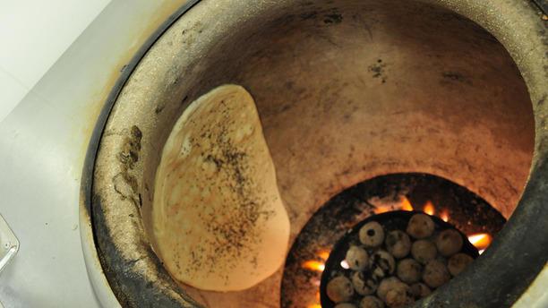 Restaurant de Beausobre Chandigarh Tandoori Naans