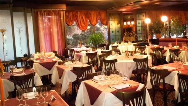 Restaurant de Beausobre Chandigarh Tandoori Salle