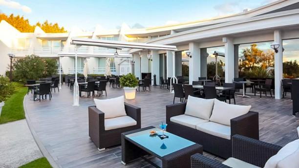 Ô-Balata - Novotel Café Aperçu de la terrasse