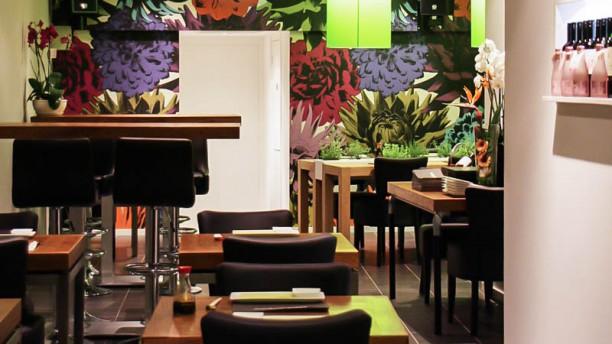 Sushi Company Restaurantzaal