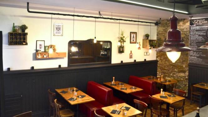 Au Coup d'Canon - Restaurant - Nantes