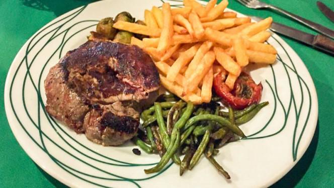 sugerencia del chef - El Jabalí, Martorell