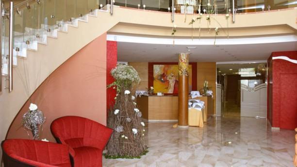 Hotel Fonda Neus Entrada