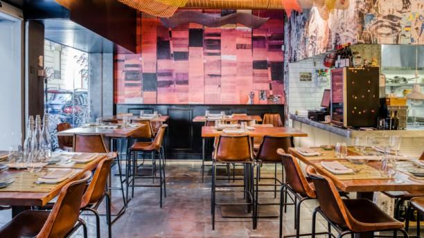 La Antxoeta Art Restaurant La Antxoeta - Interior sala