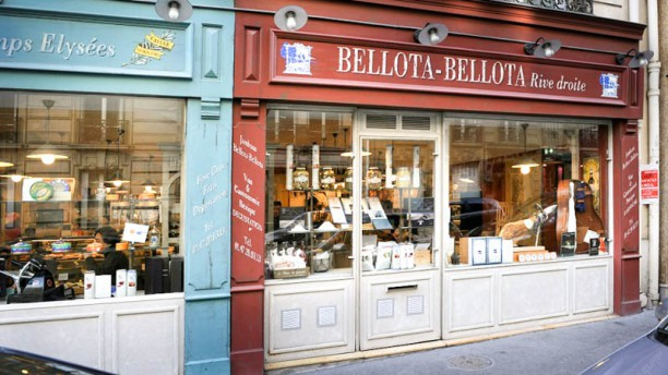 Bellota-Bellota® Champs Elysees devanture