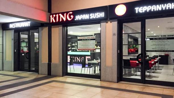 King Sushi Ingresso