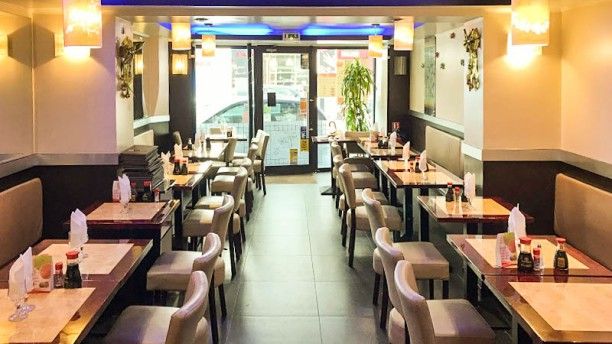 Restaurant le pont de tokyo paris 75017 arc de - Restaurant le congres paris porte maillot ...