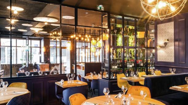 Au Coin! Bistrot Bar Chic Salle du restaurant