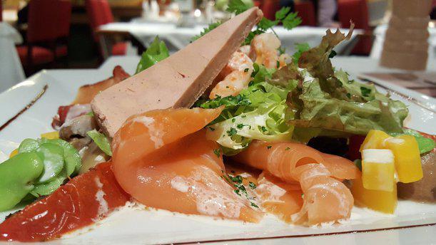Restaurant Belle Vue Suggestion de plat