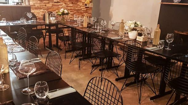 La Ferme Salle du restaurant