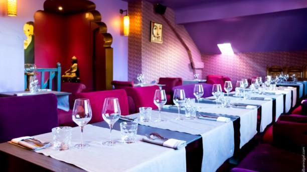 Nirvana Salle du restaurant