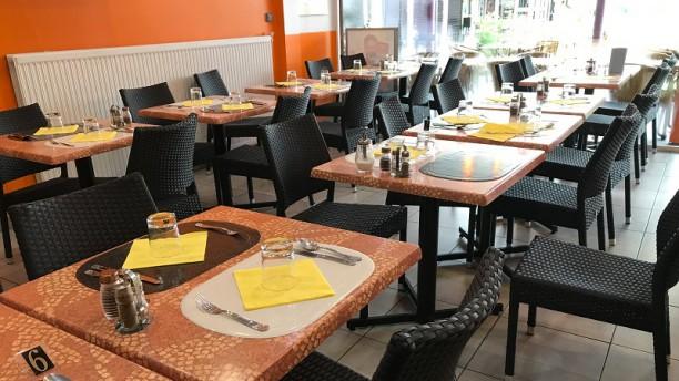 Resto Onel Salle du restaurant