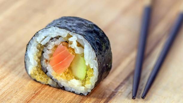 IWA Restaurant Sushi Bar Sugerencia del chef