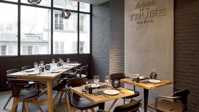 Artisan de la Truffe - BHV Marais - Restaurant - Paris