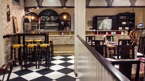 Pizzeria Dalia Vista sala