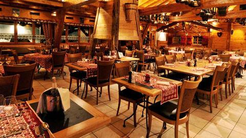 restaurant - Les Gentianettes - Abondance