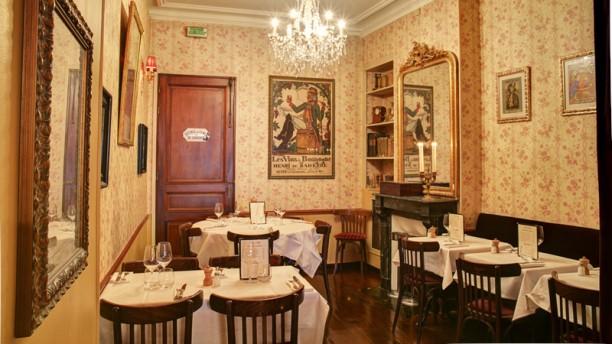 Restaurant Rue Lauriston Paris