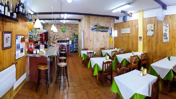 El Rincón de Marcos Vista sala