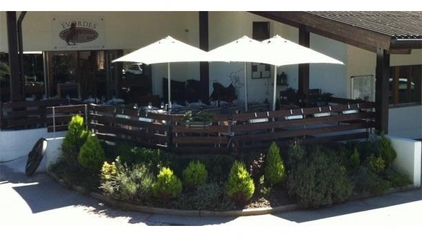 Restaurant Evordes Country Club Devanture