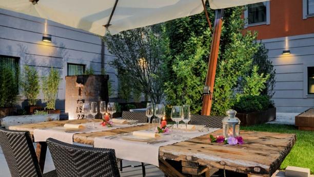 San Giorgio Bistrot & Restaurant terrazza