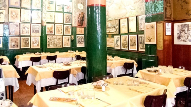 Bagutta in milan restaurant reviews menu and prices for Best lunch in milan