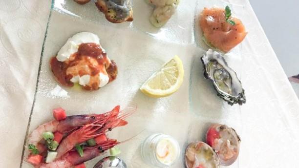 Domus Assaggini di pesce