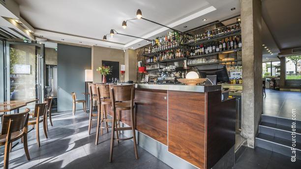 Canaletto Caffé Vue du bar