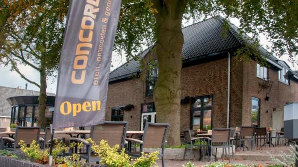 Concordia Hoogland Ingang
