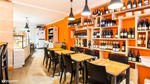 Levain, Le Vin, Paris