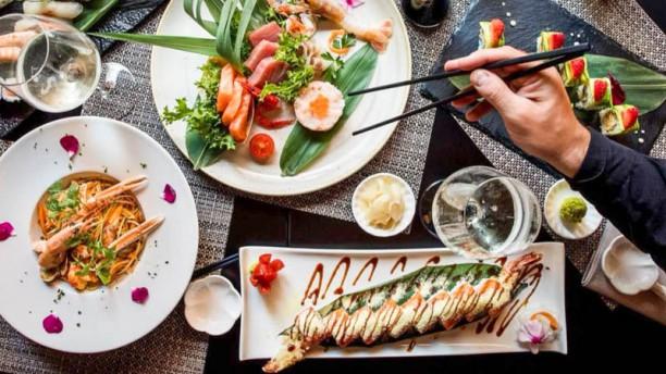 I-Sushi Suggerimento dello chef