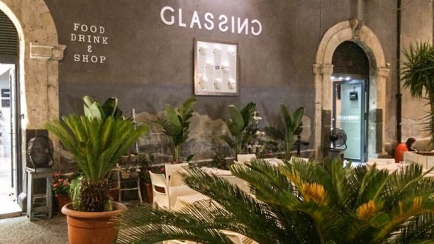 Glassing Il locale