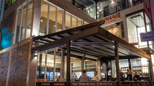 Nohar Steak Bar Frente do Restaurante