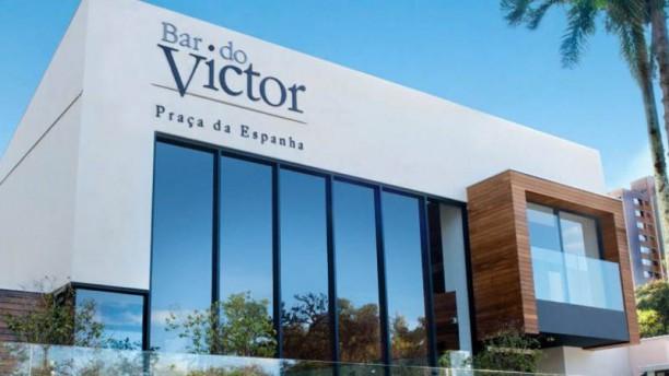Bar do Victor - Praça Espanha Fachada