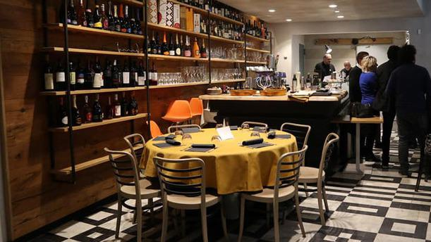 Mery's Lounge Risto & Wine Bar Sala