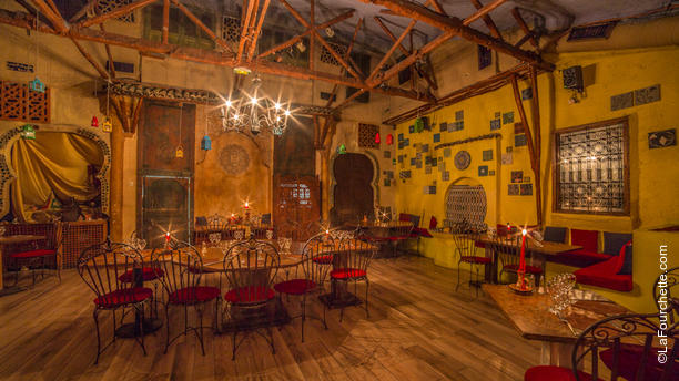 La Casbah Bienvenue au restaurant La Casbah