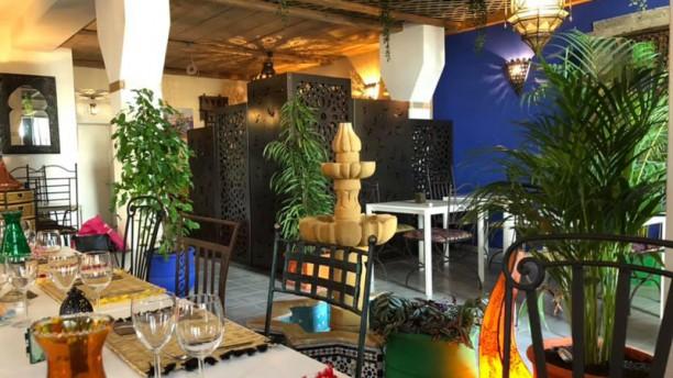 Le Petit Marrakech Salle du restaurant