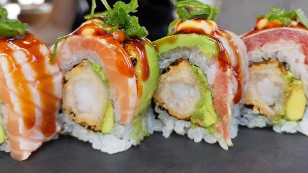 Yun Sushi Suggestion du chef