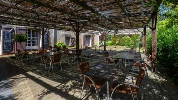 Lenclas, le Restaurant du Lac Terrasse