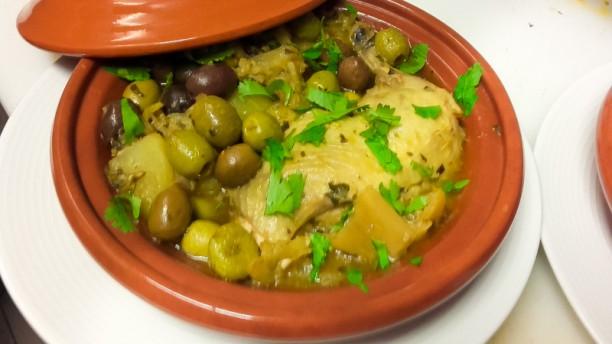 Vrai Délice Tajine de poulet olives