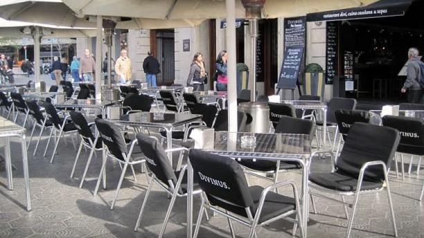 Restaurante divinus paseo de gracia en barcelona casa - Restaurantes en paseo de gracia barcelona ...