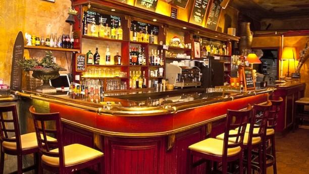 Le Borghese Le bar