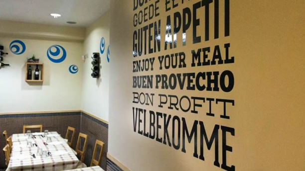 Restaurant tavola azzurra 3 rome menu avis prix et - Tavola azzurra 3 ...