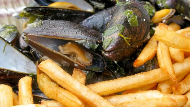 Lafritkot Moules Frites