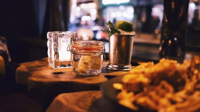 suggestie van de chef - Ginger, Amsterdam
