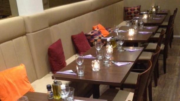 Ristorante Italiano Donna Lucia restaurantzaal