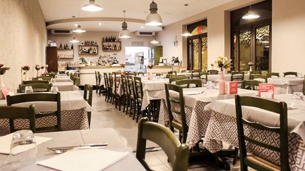 LA TRAMONTERIA - Pizze, Cucina e Tramonti - Longiano Interno