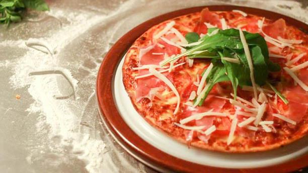 Don Carlo's Pizza Gourmet Sugestão prato